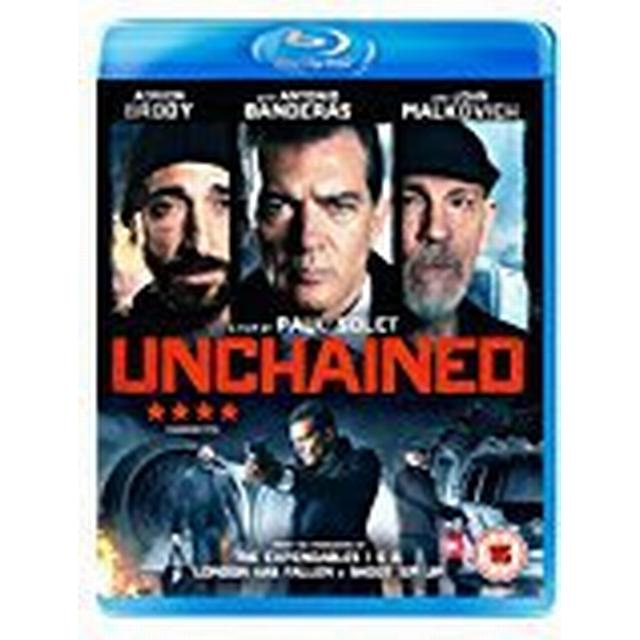 Unchained [Blu-ray]